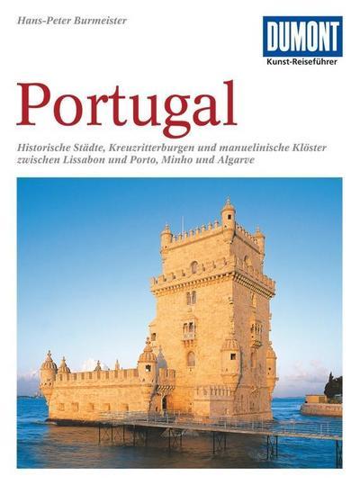 DuMont Kunst-Reiseführer Portugal