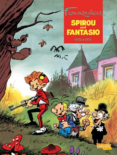 Spirou und Fantasio Gesamtausgabe 10: 1972-1975