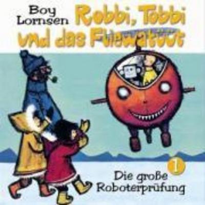 DIE GROáE ROBOTERPRÜFUNG