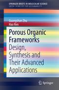 Porous Organic Frameworks