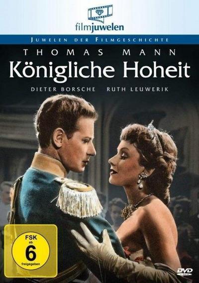 Thomas Mann: Königliche Hoheit. DVD
