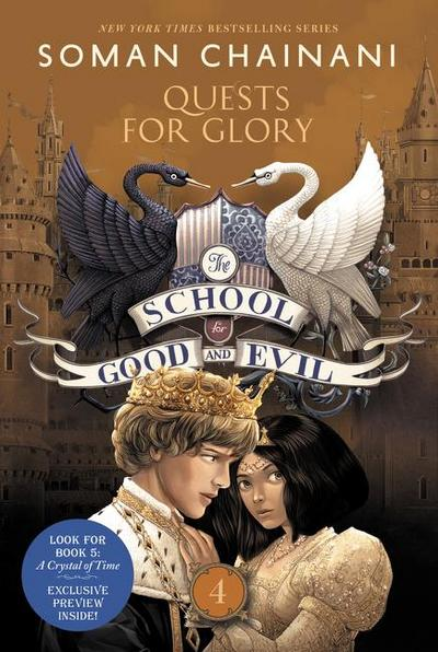 The School for Good and Evil: Quests for Glory