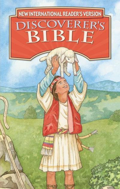 NIrV, Discoverer's Bible for Early Readers, Revised Edition, eBook