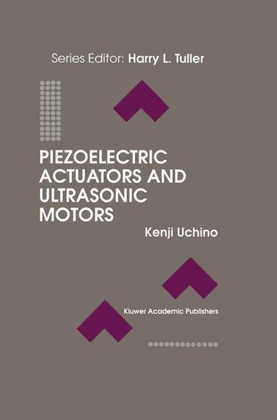 Piezoelectric Actuators and Ultrasonic Motors