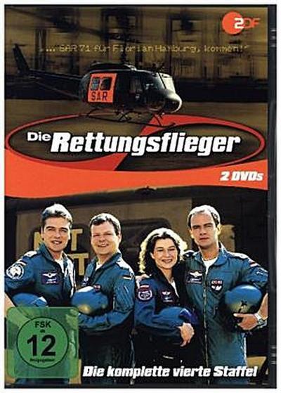 Die Rettungsflieger - Staffel 4