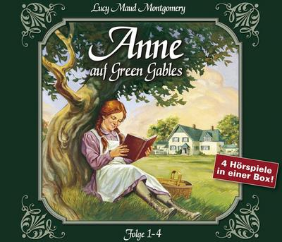 Anne auf Green Gables 1-4