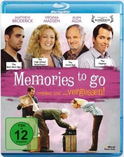 Memories to go - vergeben und ...vergessen