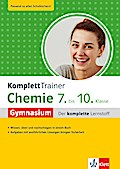 KomplettTrainer Gymnasium Chemie 7. - 10. Klasse