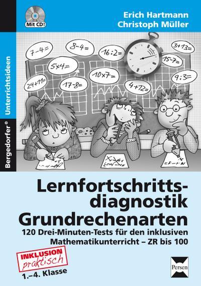 Lernfortschrittsdiagnostik: Grundrechenarten
