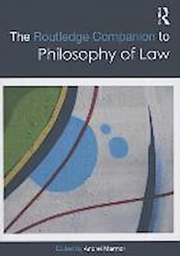 The Routledge Companion to Philosophy of Law | Andrei Marmor |  9781138776234