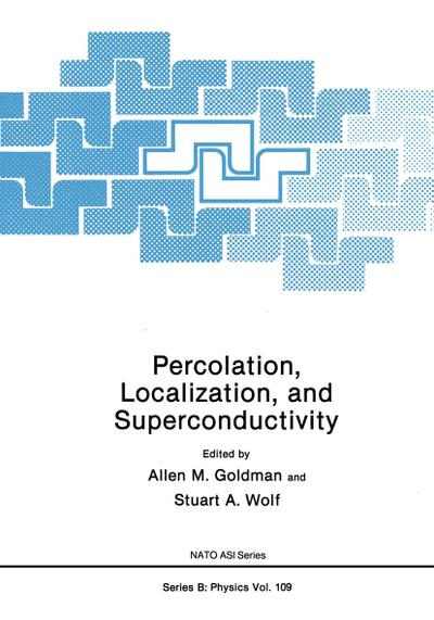 Percolation, Localization, and Superconductivity