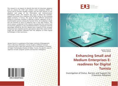 Enhancing Small and Medium Enterprises E-readiness for Digital Tunisia