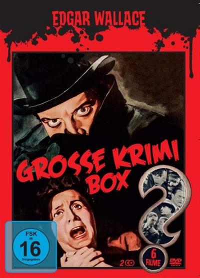 Edgar Wallace Krimi-Box