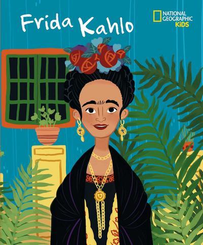Total genial! Frida Kahlo