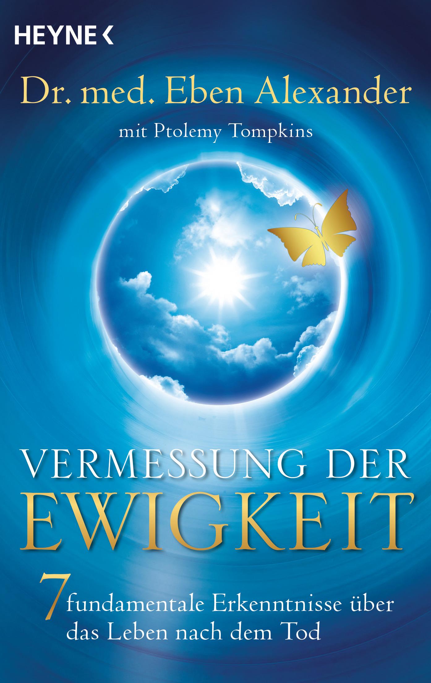 NEU Vermessung der Ewigkeit Eben (Dr.) Alexander 703292