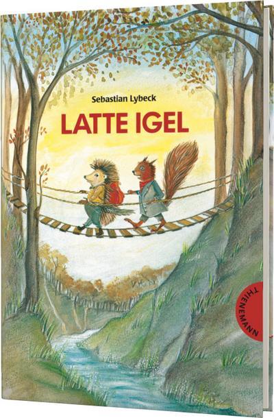 Latte Igel. Sammelband: Latte Igel und der Wasserstein; Latte Igel reist zu den Lofoten