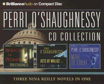 Perri O'Shaughnessy Collection: Breach of Promise/Acts of Malice/Move to Strike