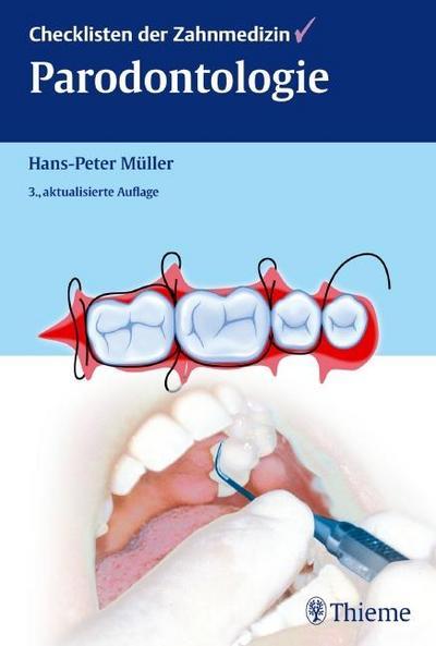 Checklisten der Zahnmedizin Parodontologie