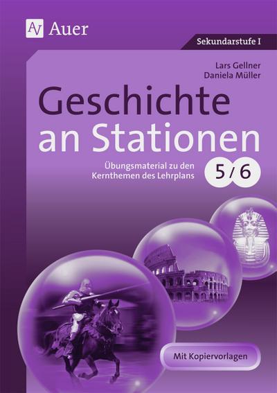 Geschichte an Stationen 5-6