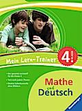 Mein Lern-Trainer (4. Klasse): Mathe und Deut ...
