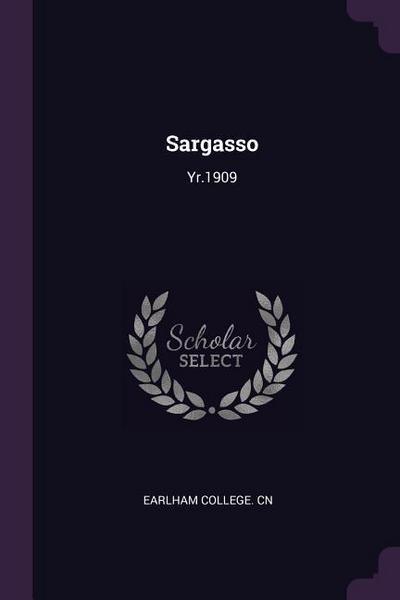 Sargasso: Yr.1909