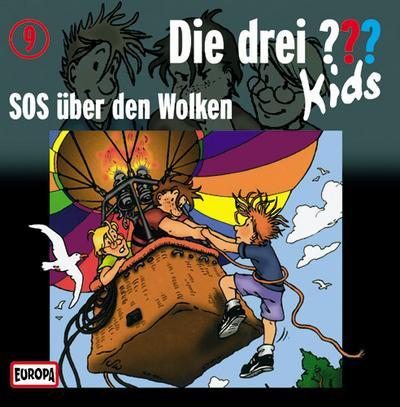Die drei ???-Kids - SOS über den Wolken, Audio-CD