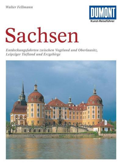 DuMont Kunst-Reiseführer Sachsen