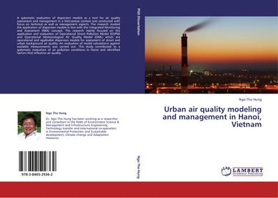 Urban air quality modeling and management in Hanoi, Vietnam