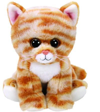 Cleo, Katze getigert 15cm