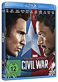 The First Avenger: Civil War, 1 Blu-ray