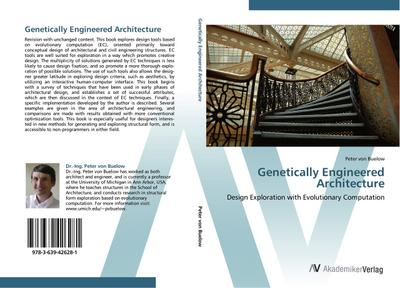 Genetically Engineered Architecture