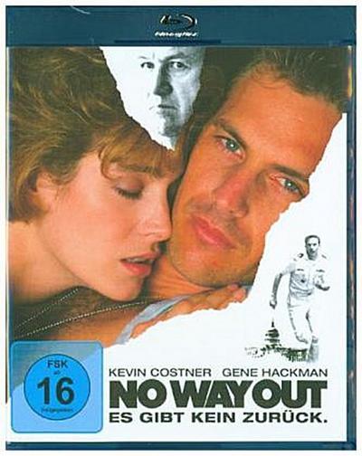 No Way Out - Es gibt kein Zurück, 1 Blu-ray