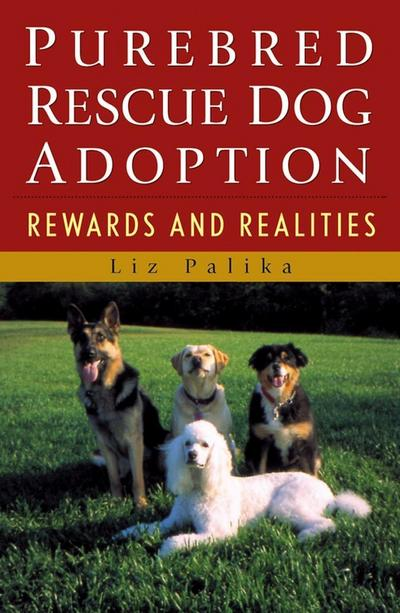 Purebred Rescue Dog Adoption