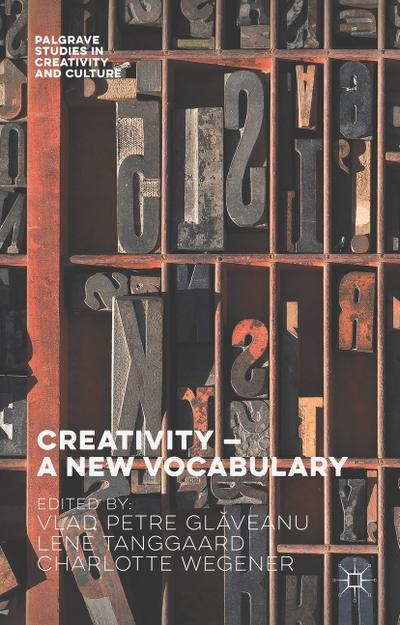 Creativity — A New Vocabulary