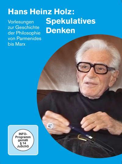 Hans Heinz Holz: Spekulatives Denken [2 DVDs]