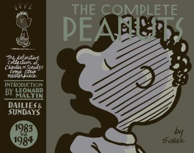 The Complete Peanuts Volume 17: 1983-1984