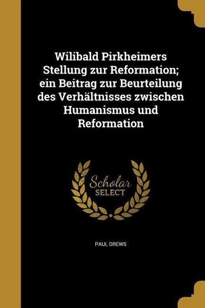 GER-WILIBALD PIRKHEIMERS STELL