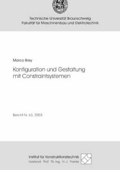 Konfiguration und Gestaltung mit Constraintsystemen