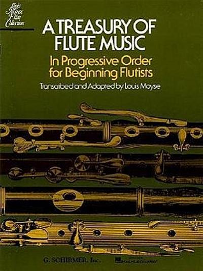 Treas of Flute Music