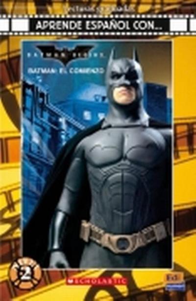 Batman: el comienzo. Book + CD (Lecturas Aprende español con) - Editorial Edinumen - Taschenbuch, Spanisch, Cecilia Bembibre, ,