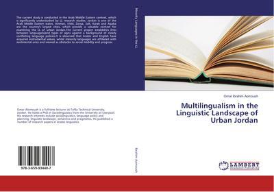 Multilingualism in the Linguistic Landscape of Urban Jordan
