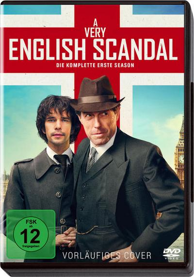 A Very English Scandal- Die komplette erste Season