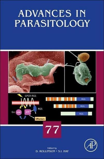 Advances in Parasitology Volume 77