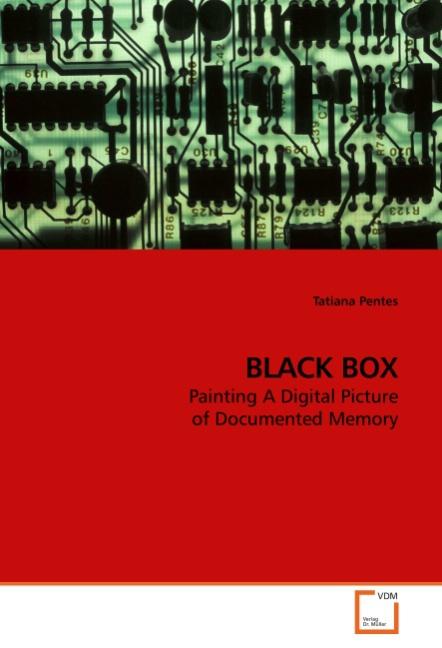 BLACK BOX - Tatiana Pentes -  9783639209969