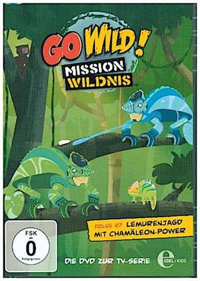 Go Wild! - Mission Wildnis 27. Lemurenjagd