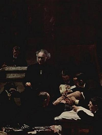 Thomas Eakins - Die Klinik Gross - 200 Teile (Puzzle)