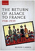 The Return of Alsace: 1918-1939