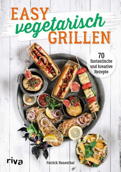 Easy vegetarisch grillen