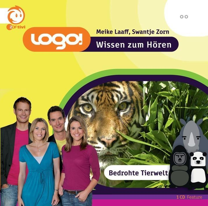 logo! Bedrohte Tierwelt Swantje Zorn