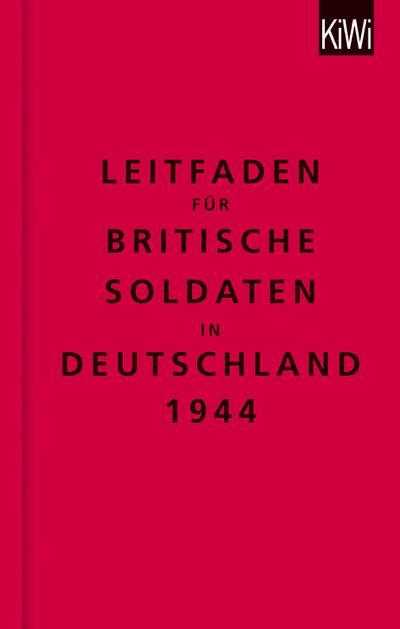 The Bodleian Library: Leitfaden für britische Soldaten in Deutschland 1944